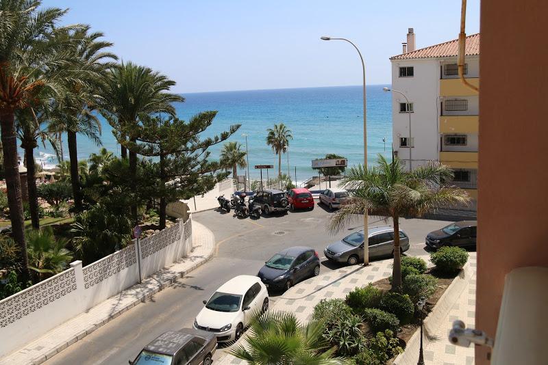 Uitzicht vanaf vakantie appartement TOR02 in Nerja