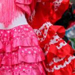 Flamenco jurkjes